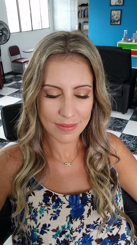 Maquiagem para casamento de tarde maquiagem maquiador(a) docente / professor(a)