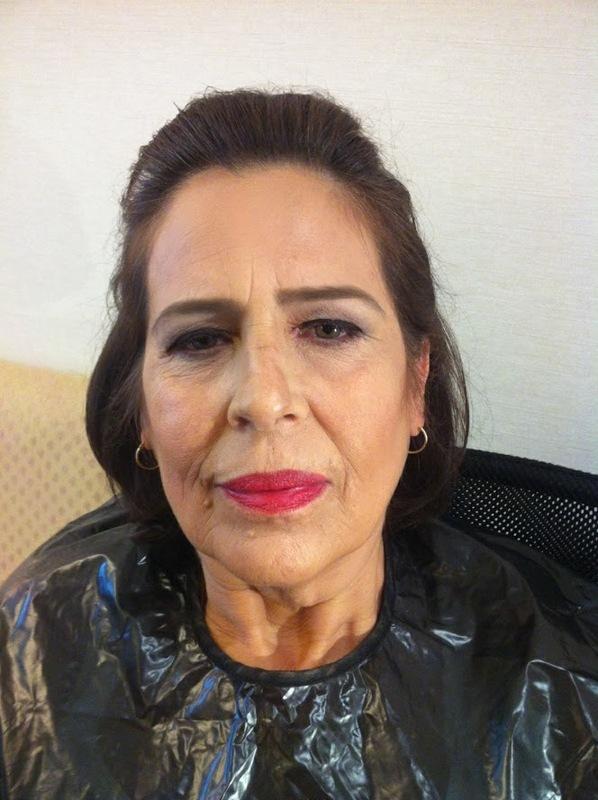 Maquiagem para casamento - pele madura maquiagem maquiador(a) docente / professor(a)