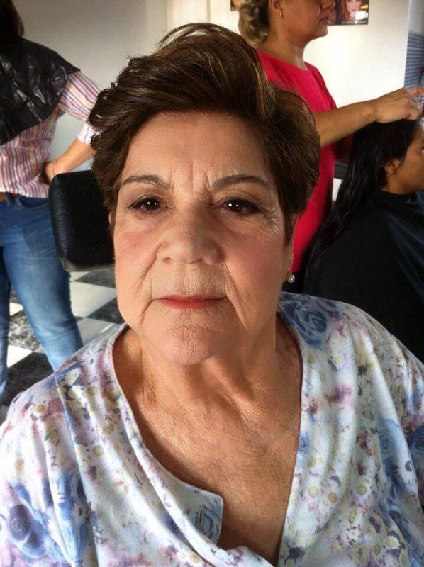 Maquiagem bodas de ouro - pele madura maquiagem maquiador(a) docente / professor(a)