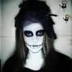 Maquiagem artística - dia das bruxas