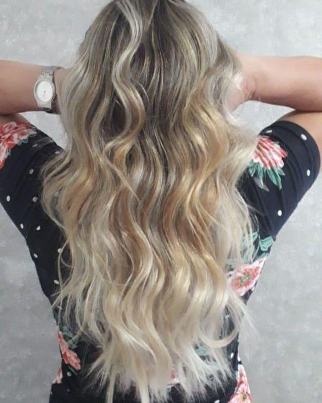 Ombrehair cabeleireiro(a) auxiliar cabeleireiro(a)