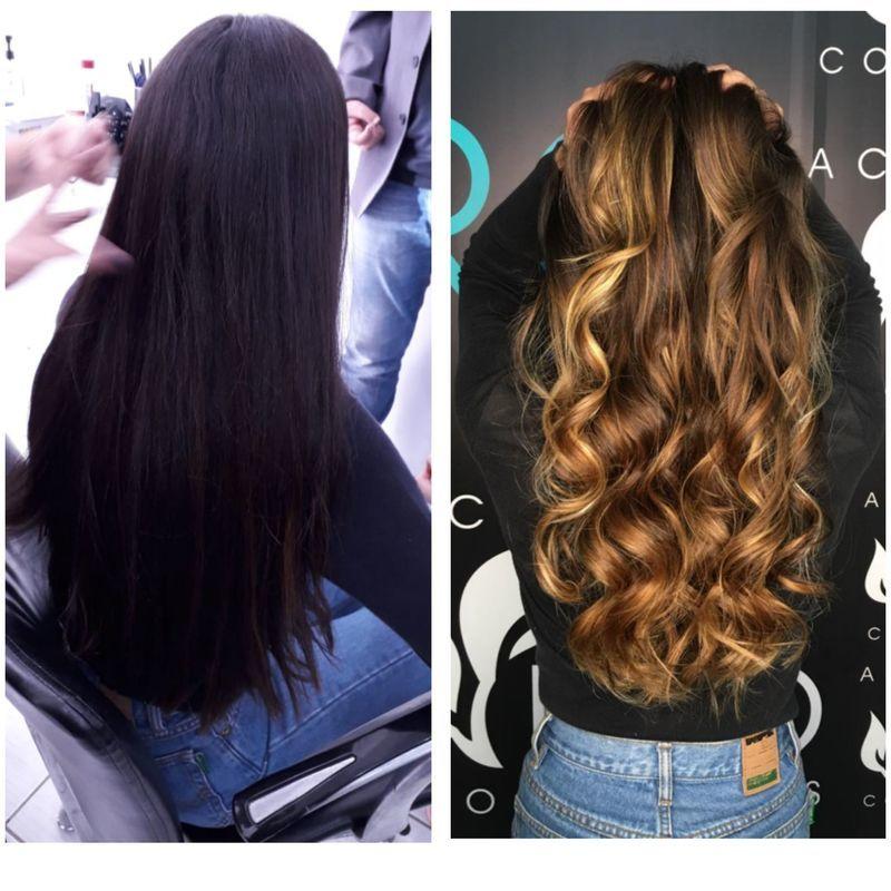 Morena Iluminada - Designer de mechas cabelo cabeleireiro(a) auxiliar cabeleireiro(a)