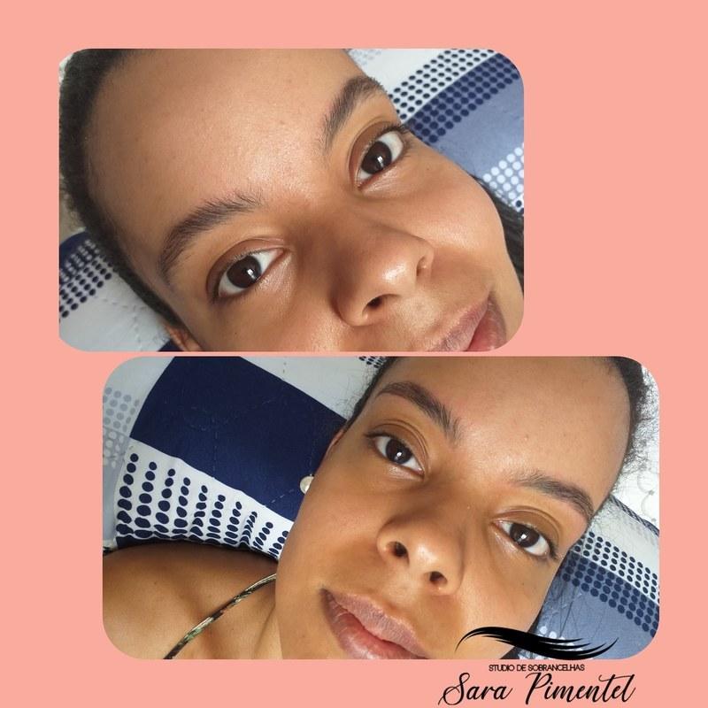 Designer de sobrancelhas  designer de sobrancelhas depilador(a) micropigmentador(a)