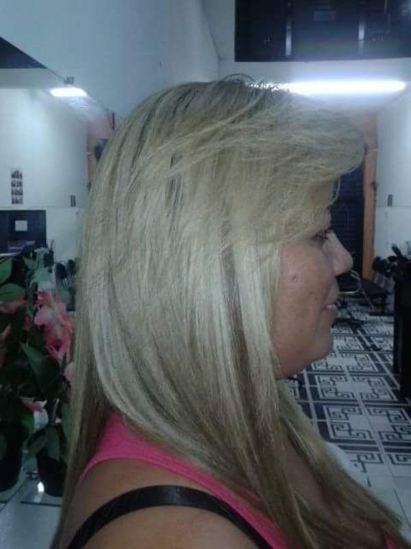 Depois do Alongamento auxiliar cabeleireiro(a) auxiliar cabeleireiro(a) auxiliar cabeleireiro(a) escovista auxiliar cabeleireiro(a) cabeleireiro(a)