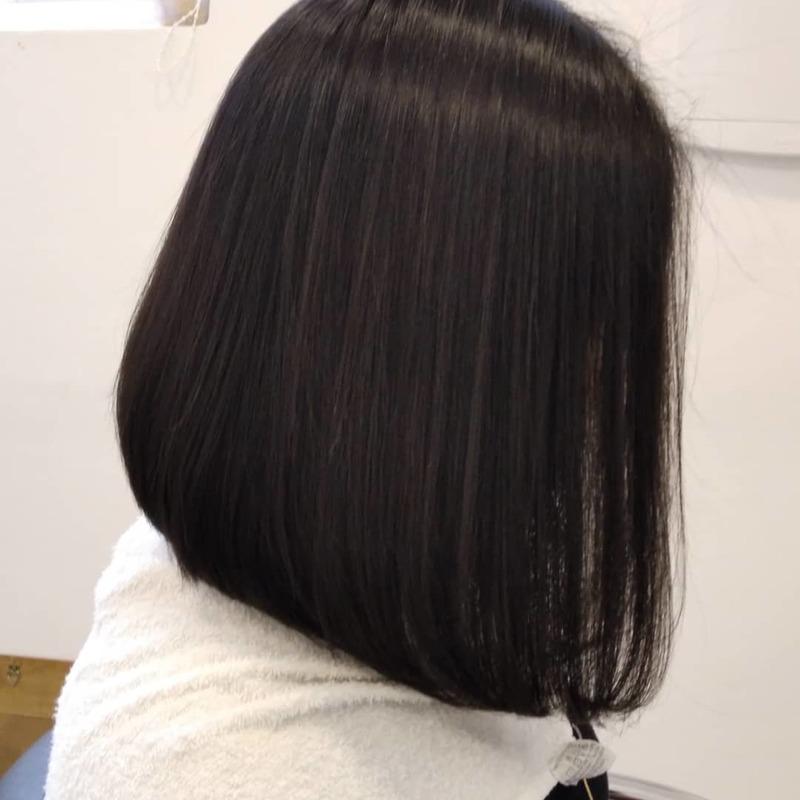 Longe bob cabelo cabeleireiro(a) barbeiro(a) maquiador(a) designer de sobrancelhas depilador(a)