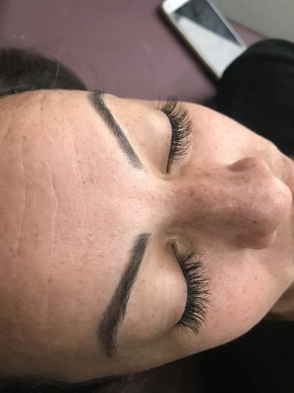 Cílios clássico fio a fio outros designer de sobrancelhas micropigmentador(a) depilador(a) esteticista