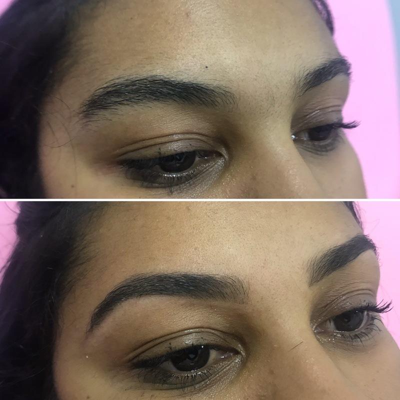 Design de sobrancelhas com henna outros designer de sobrancelhas micropigmentador(a) depilador(a) esteticista