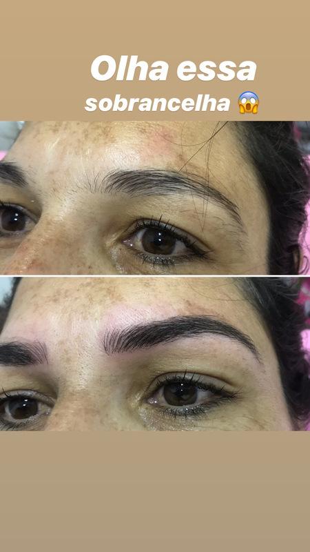 Micropigmentação fio a fio outros designer de sobrancelhas micropigmentador(a) depilador(a) esteticista