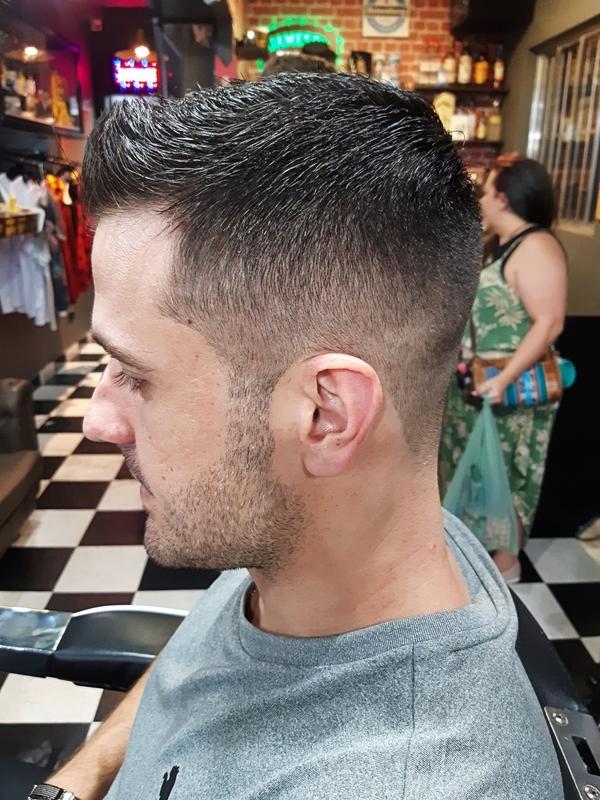 Social Graduado cabelo barbeiro(a) cabeleireiro(a)