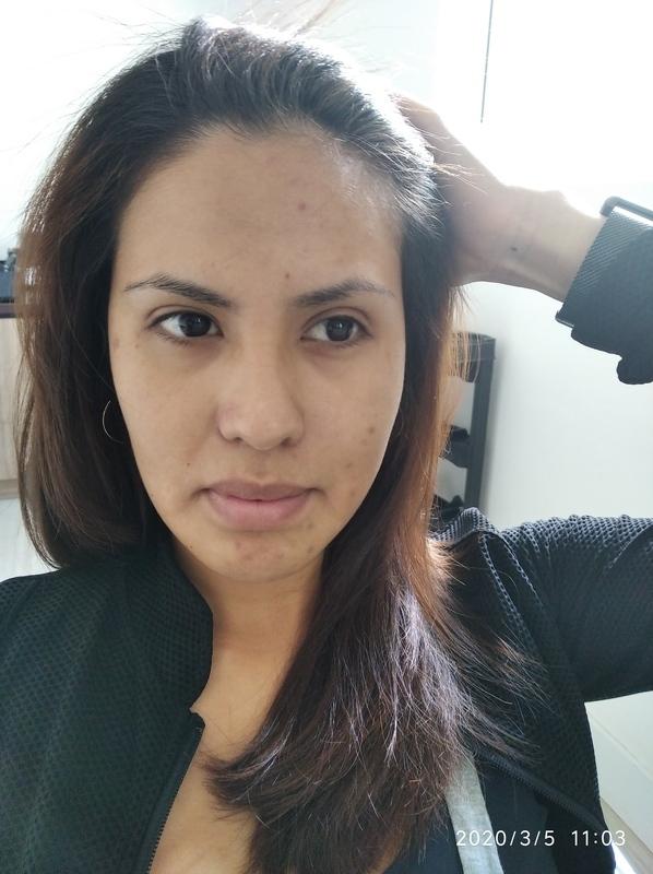 Antes do make-up. maquiagem cabeleireiro(a) barbeiro(a) maquiador(a) designer de sobrancelhas depilador(a)
