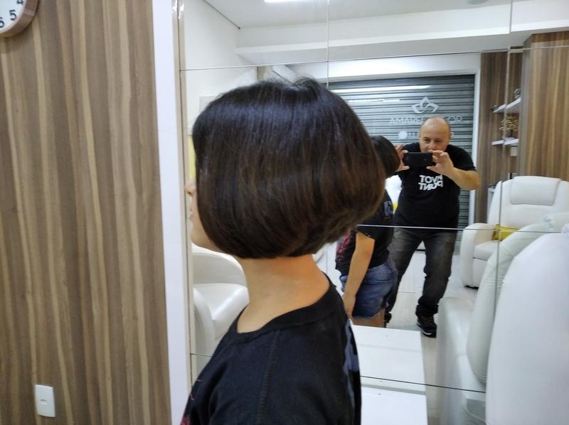 Short Bob. cabelo cabeleireiro(a) barbeiro(a) maquiador(a) designer de sobrancelhas depilador(a)