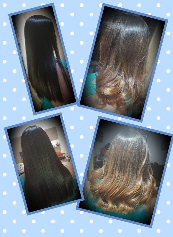 Corte e ombre hair cabelo auxiliar cabeleireiro(a) cabeleireiro(a) cabeleireiro(a)