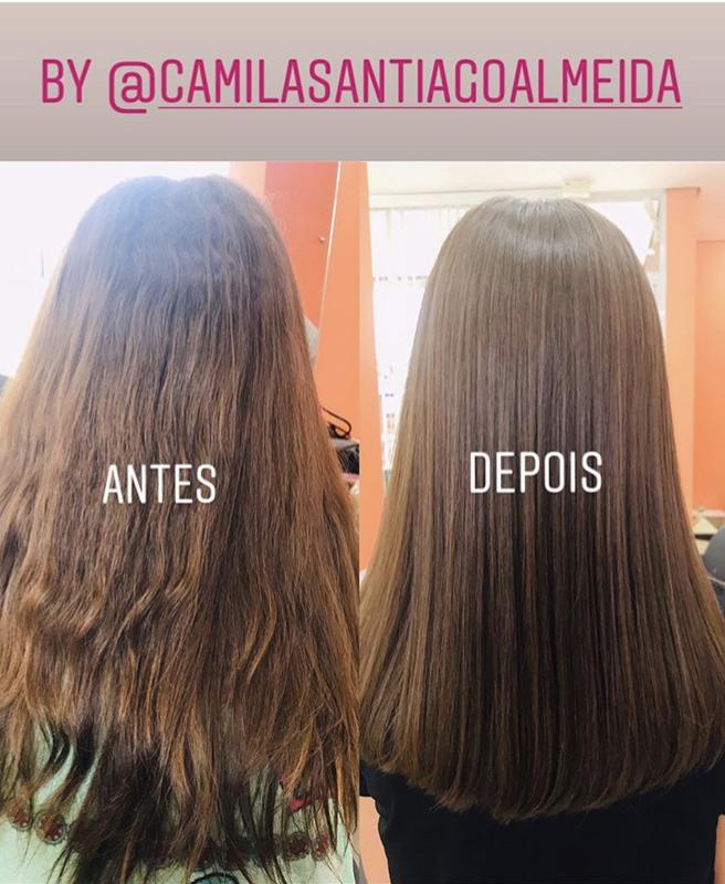 Botox Infantil Orgânico  cabelo cabeleireiro(a) maquiador(a)