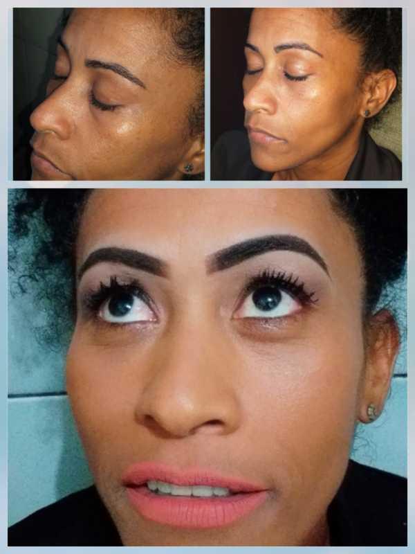 Maquiagem na sobrancelha da um up sensacional  maquiagem outros