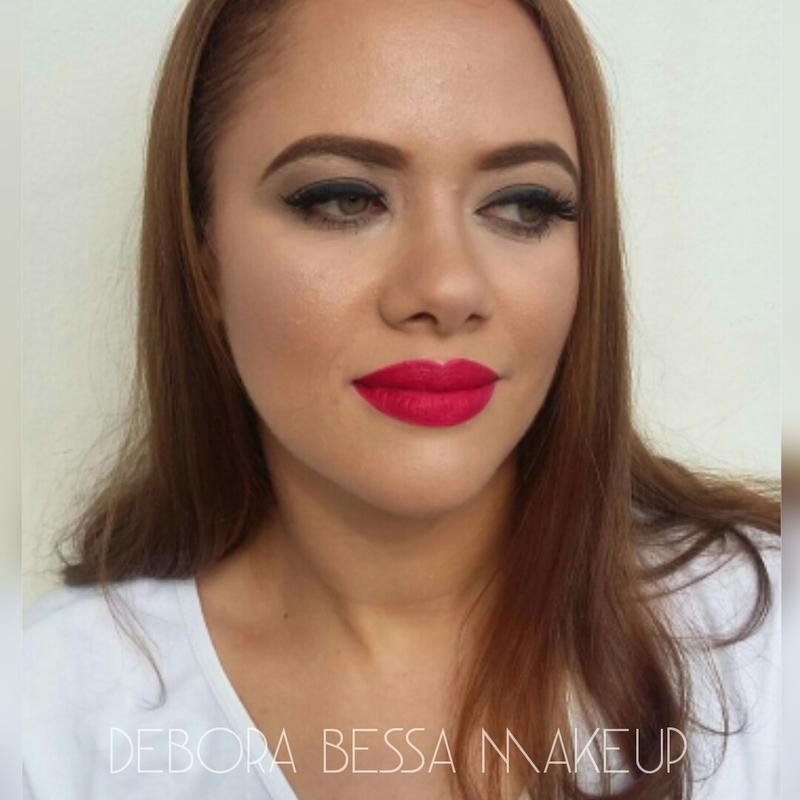 Make Clássica maquiagem maquiador(a) designer de sobrancelhas cabeleireiro(a)