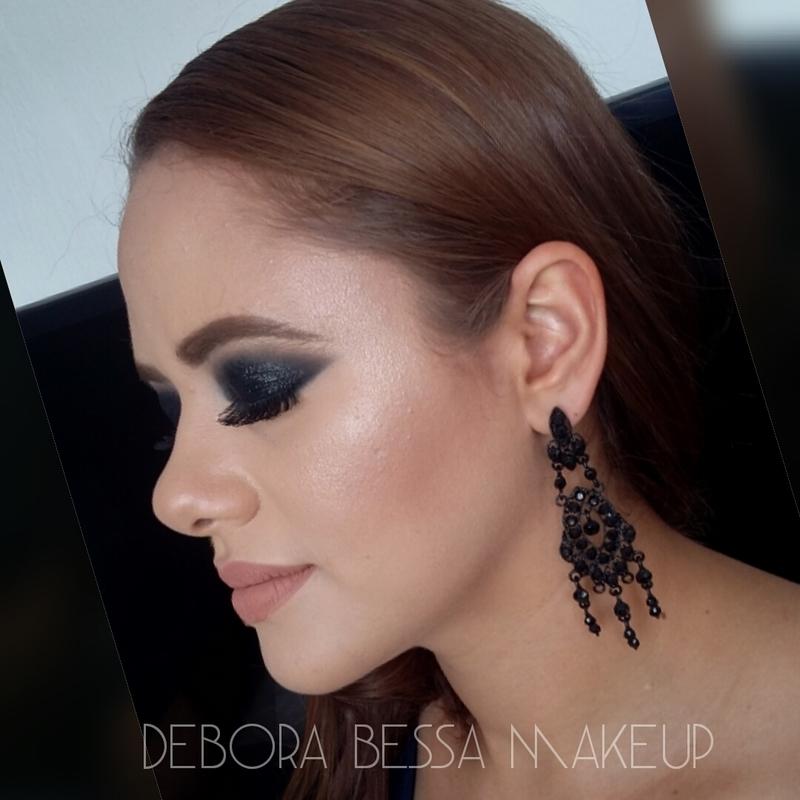 Smokey Eyes maquiagem maquiador(a) designer de sobrancelhas cabeleireiro(a)