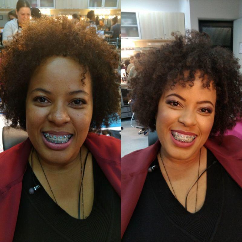 Maquiagem Pele Negra maquiagem maquiador(a) micropigmentador(a) designer de sobrancelhas cabeleireiro(a)
