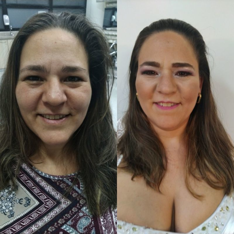 maquiagem maquiador(a) micropigmentador(a) designer de sobrancelhas cabeleireiro(a)