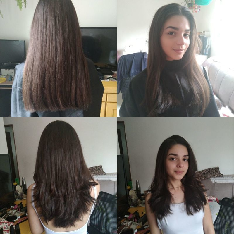 Corte Repicado cabelo maquiador(a) micropigmentador(a) designer de sobrancelhas cabeleireiro(a)