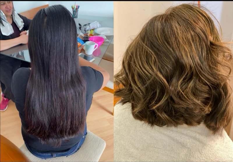 #curtosdivinos  #hair #morenailuminada #Netodelattre  cabelo cabeleireiro(a) auxiliar cabeleireiro(a)
