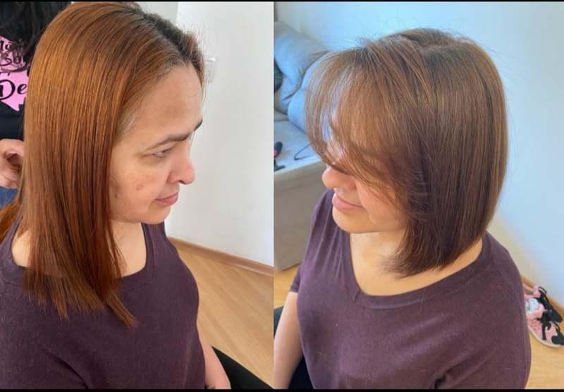 #curtosdivinos  #hair #coloração  #Netodelattre cabelo cabeleireiro(a) auxiliar cabeleireiro(a)