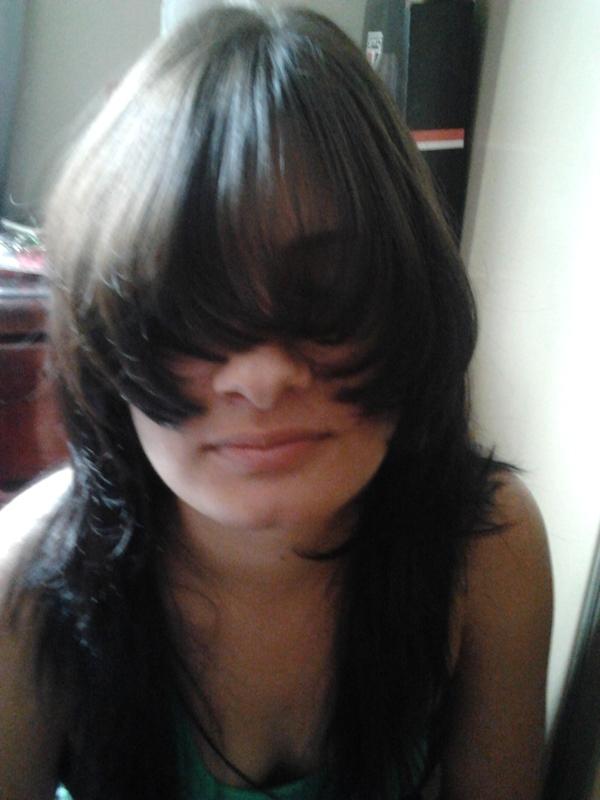 Corte Franja em degradê 💇🏻✂️ |  #Corte #CorteFeminino #CorteDeCabelo #CorteDeCabeloFeminino #CorteComEscova #Escova #EscovaModelada  cabelo auxiliar cabeleireiro(a) designer de sobrancelhas recepcionista auxiliar administrativo depilador(a) outros