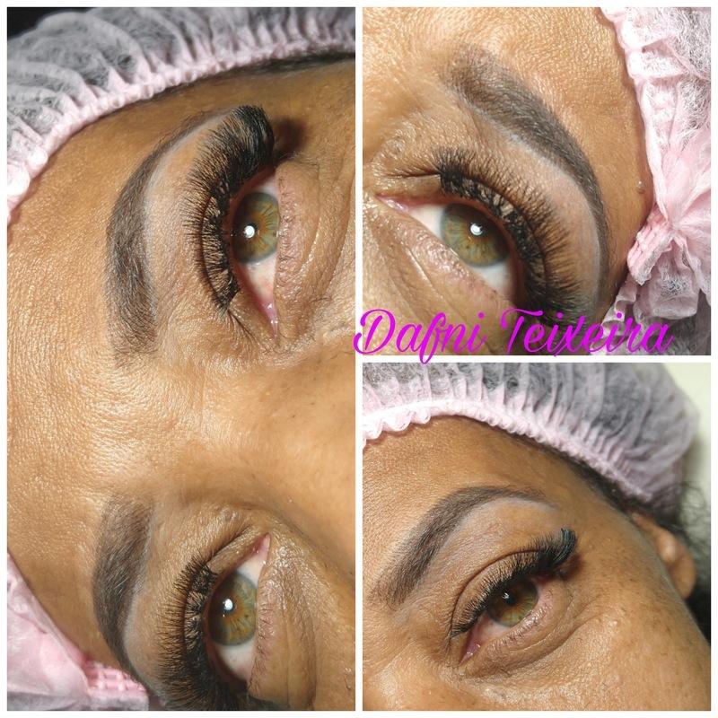 Cílios maquiagem esteticista maquiador(a) designer de sobrancelhas micropigmentador(a) manicure e pedicure depilador(a) vendedor(a) promotor(a) de vendas