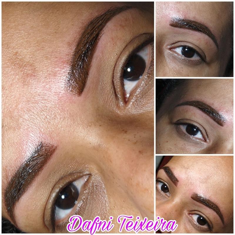 Micropigmentação maquiagem esteticista maquiador(a) designer de sobrancelhas micropigmentador(a) manicure e pedicure depilador(a) vendedor(a) promotor(a) de vendas