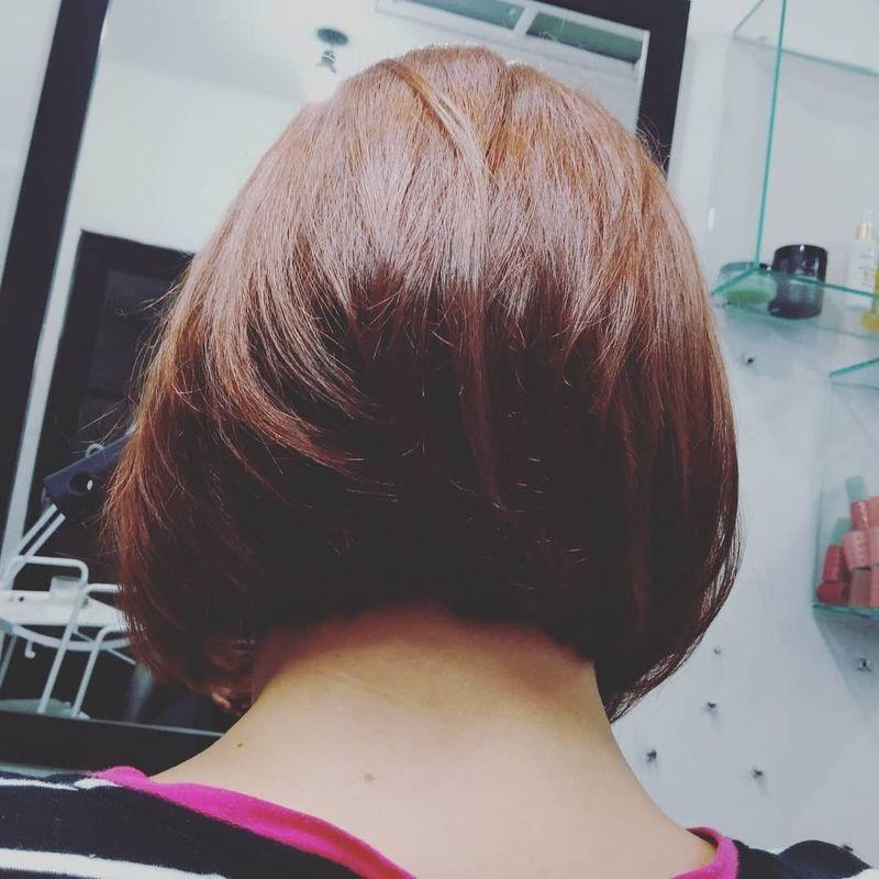 Cor e corte cabelo cabeleireiro(a)