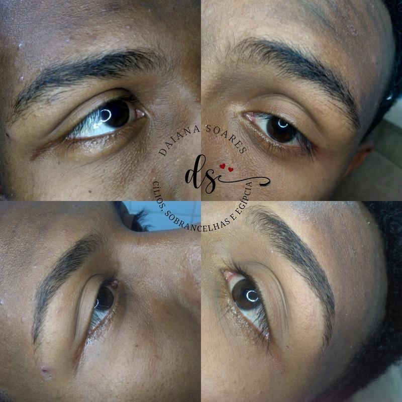 Design masculino  Obs: gosto do cliente.   outros micropigmentador(a) designer de sobrancelhas