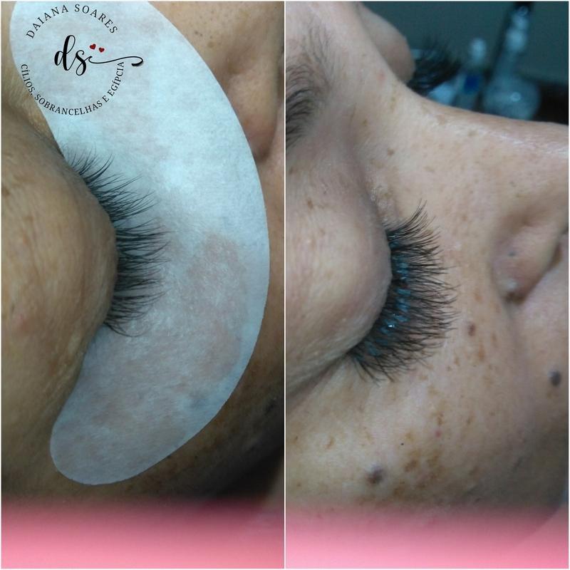 Alongamento cílios tufinho  micropigmentador(a) designer de sobrancelhas