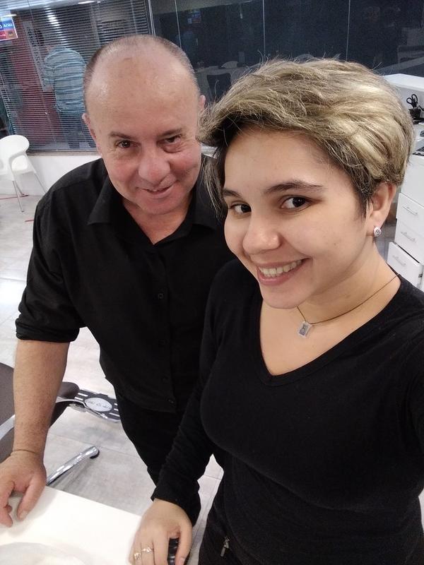 verão chegando, praticidade e alegria por ser linda! cabelo cabeleireiro(a) barbeiro(a) maquiador(a) designer de sobrancelhas depilador(a)