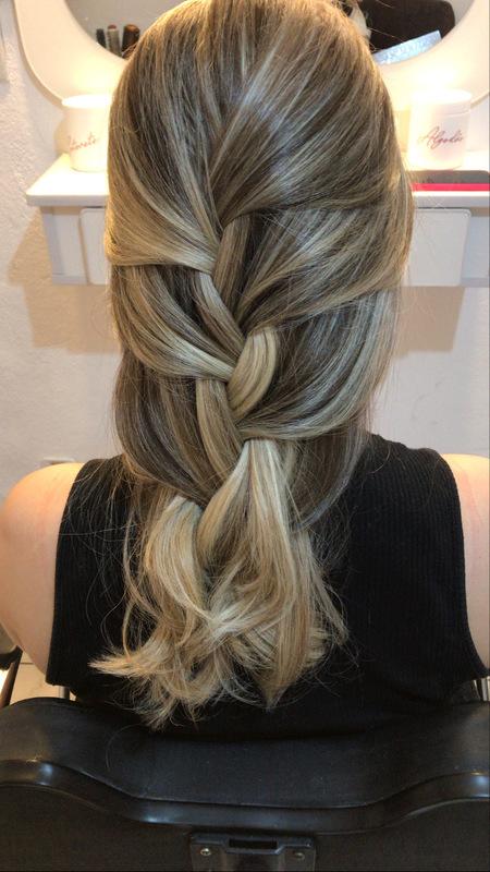 Retoque de reflexo ! cabelo cabeleireiro(a)
