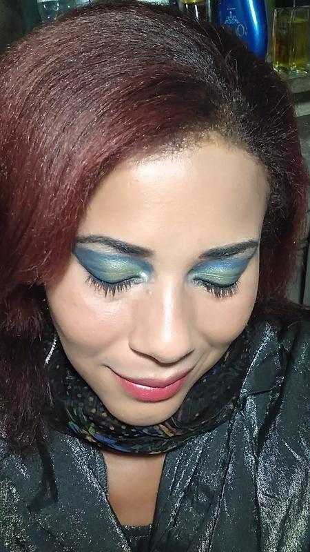 Maquiagem forte quase dreg pra arrassar na nait maquiagem maquiador(a) designer de sobrancelhas manicure e pedicure massagista cabeleireiro(a) outros