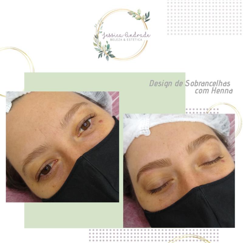 maquiador(a) designer de sobrancelhas esteticista cosmetólogo(a)