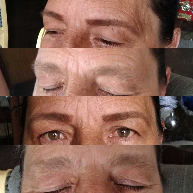 Designer de Sobrancelhas outros maquiador(a) micropigmentador(a) designer de sobrancelhas cabeleireiro(a)