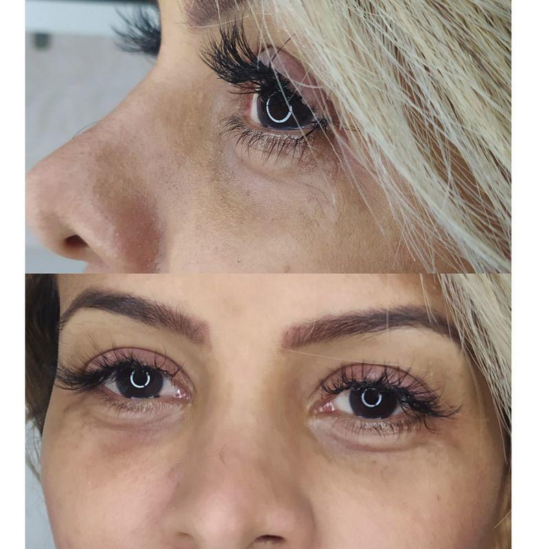 micropigmentador(a) designer de sobrancelhas assistente maquiador(a) auxiliar de limpeza maquiador(a) recepcionista