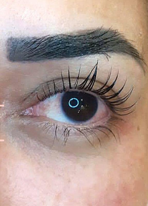 Lash Lifting Cílios outros designer de sobrancelhas assistente esteticista micropigmentador(a) outros