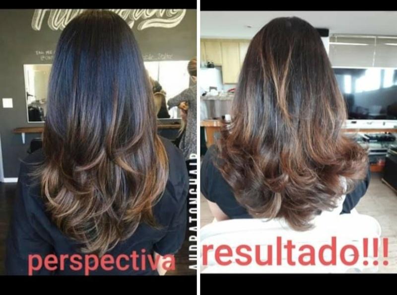 Corte e cor!!! cabelo cabeleireiro(a) barbeiro(a) maquiador(a) designer de sobrancelhas depilador(a)