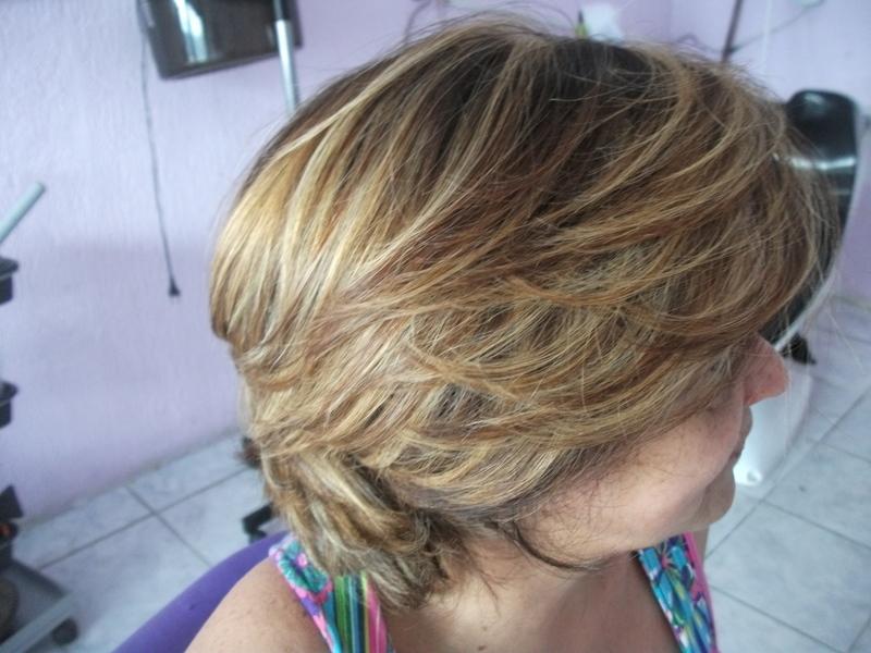 CORTE MECHAS E ESCOVA! auxiliar cabeleireiro(a) outros