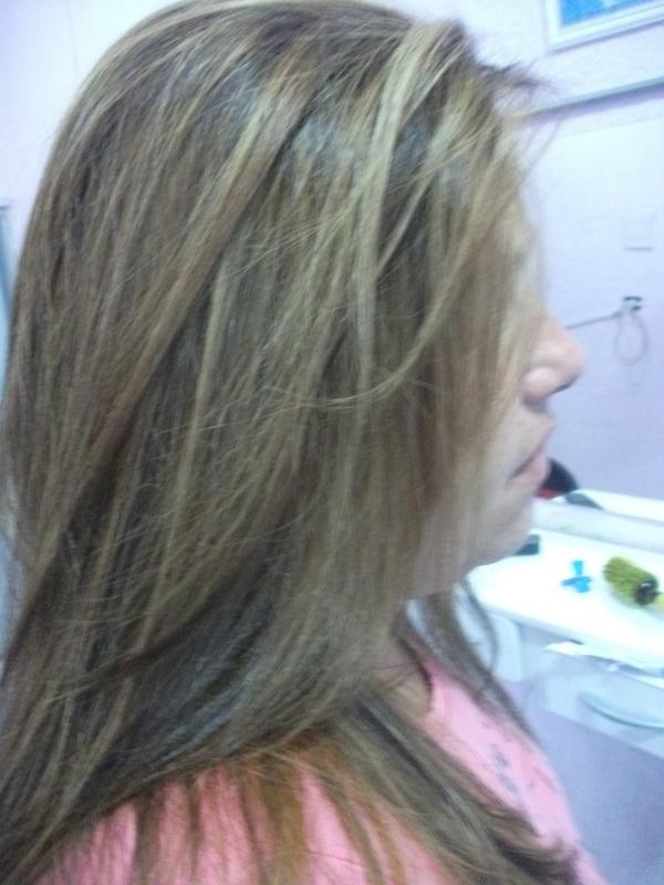 MECHAS E ESCOVA auxiliar cabeleireiro(a) outros