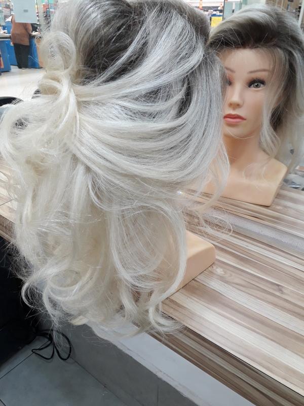 Semi-preso cabelo cabeleireiro(a) barbeiro(a) maquiador(a) designer de sobrancelhas depilador(a)