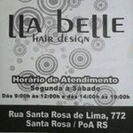 Lla Belle Hair Desing