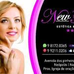 NewFace Estética  & Cosméticos