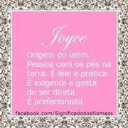 Joyce Ribeiro