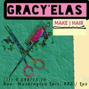 Gracy'Elas MAKE | HAIR Negócios