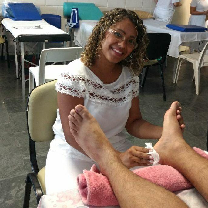 Manoela Nascimento Massoterapia