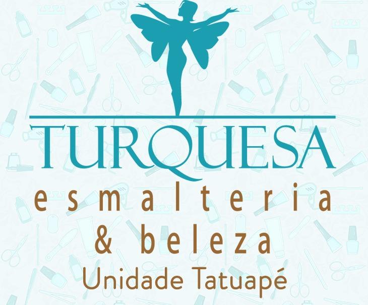 TURQUESA  Esmalteria e Beleza- Unidade Tatuapé Unha