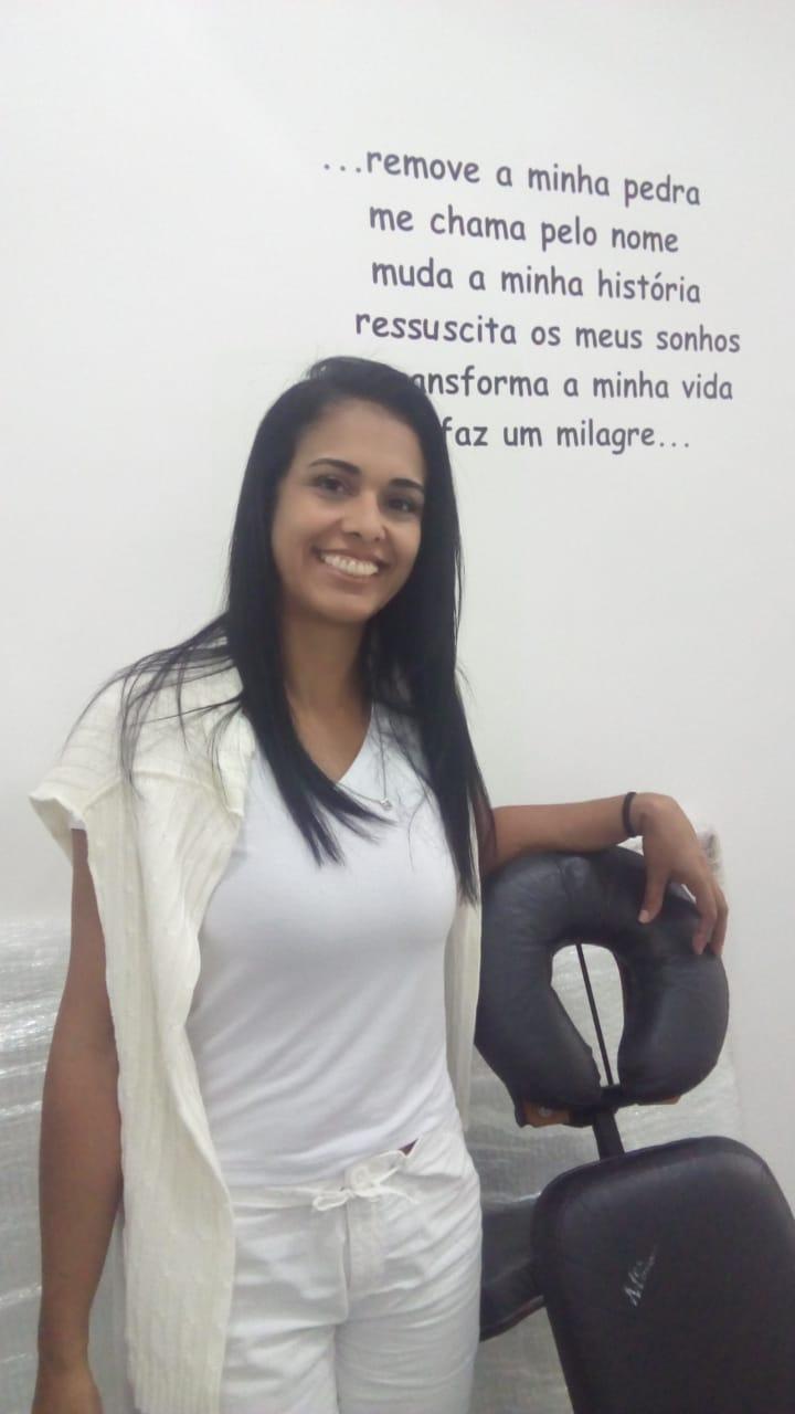 Gislene da Pereira Massoterapia