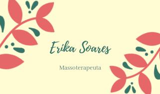 Erika Soares Massoterapia